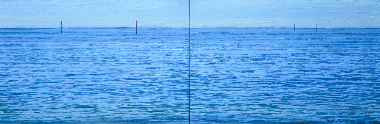 Channel (Port Phillip Bay) Mark Cairns Artist