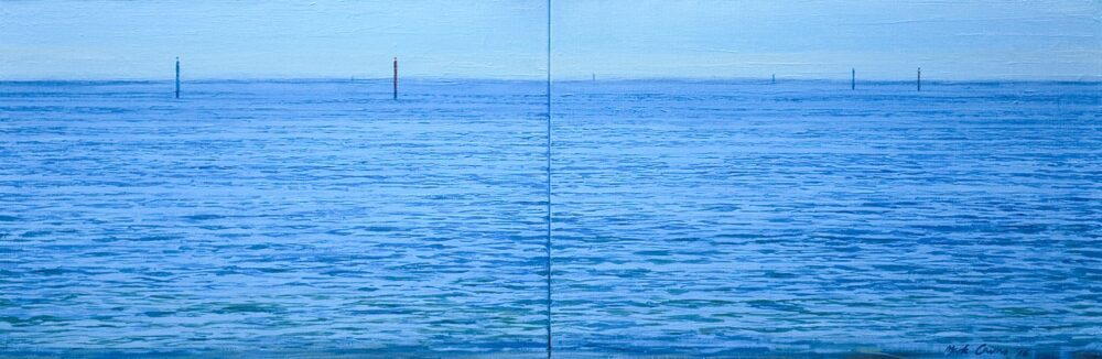 Channel (Port Phillip Bay) Mark Cairns Artist