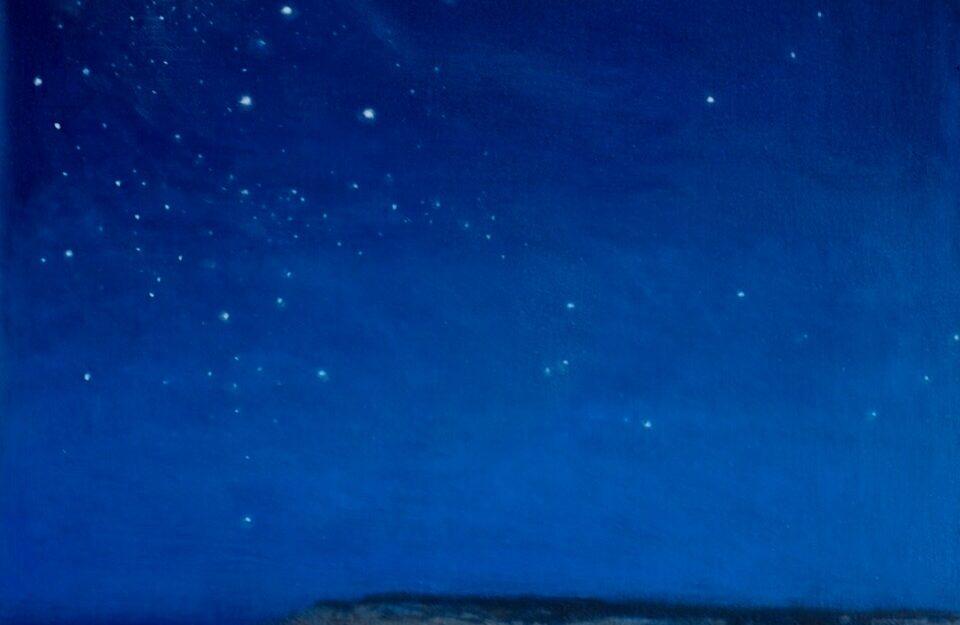 The bluff art night - Mark Cairns artist