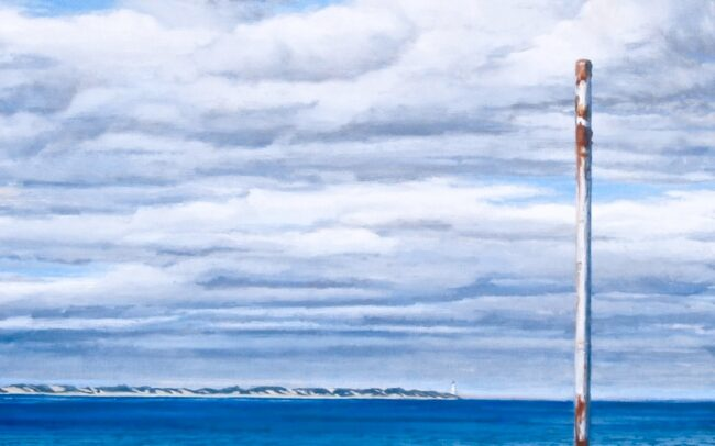 Coastal Elements - Mark Cairns Artist