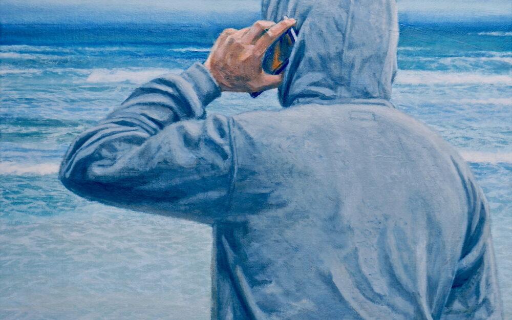 Portrait of a Surfer